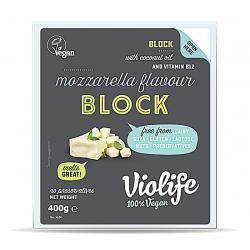 Violife Ser Mozzarella blok 400g