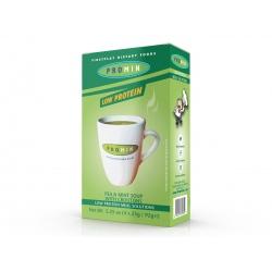 PROMIN Zupa z zielonego groszku z miętą i grzankami 4x28g