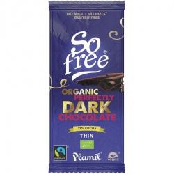 Pamil Czekolada ciemna 72% kakao - 80g