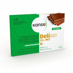 KAN DeliMCT Cacao Bar 100g