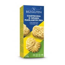 Ciasteczka maślane bezglutenowe PKU 150g