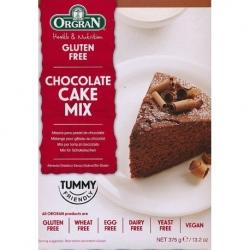 ORGRAN Ciasto czekoladowe mix bezglutenowe 375g